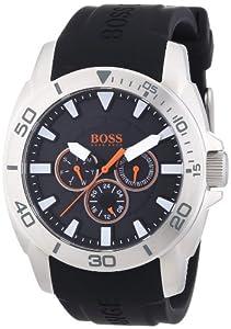 360c1db61 Hugo Boss Orange Mens Sporty Grey LCD Dial 1512681 price as on 04/06 ...