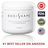 #1 CELLULITE CREAM On Amazon With MOST CAFFEINE & RETINOL *** AS SEEN ON DR OZ *** Get Rid of Cellulite -Skin Firming - Cellulite Reduction - Bodishape Cellulite Reduction & Body Firming Cream -With Active Ingredients CAFFEINE & RETINOL * Clinically Proven To Eliminate Cellulite *** MADE IN USA *** 100 % UNCONDITIONAL Money Back Guarantee ***