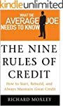 The Nine Rules of Credit - How To Sta...