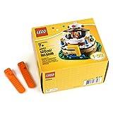 レゴ LEGO 40153 Birthday Decoration Cake Set 海外 限定 ケーキセット 120ピース レゴ630 2個セット [並行輸入品]