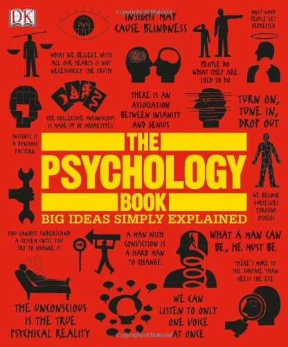 The Psychology Book (Big Ideas Simply Explained) front-46821