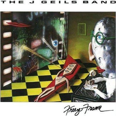 J. GEILS BAND - Centerfold (NW) (4) (1980) Lyrics - Zortam Music