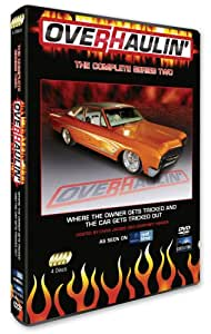 Overhaulin' - The Complete Series Two [DVD] [2004] [Reino Unido]