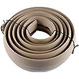 GE Cord Cover, PVC, 10 Foot, Tan 43002