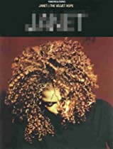 Janet Jackson -- The Velvet Rope: Piano/Vocal/Chords