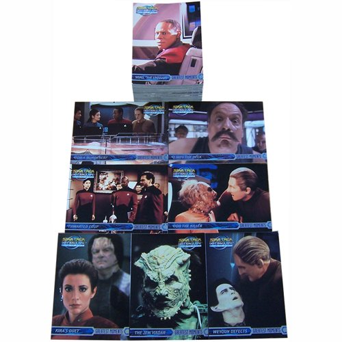 star-trek-deep-space-9-memories-from-the-future-trading-cards-base-set