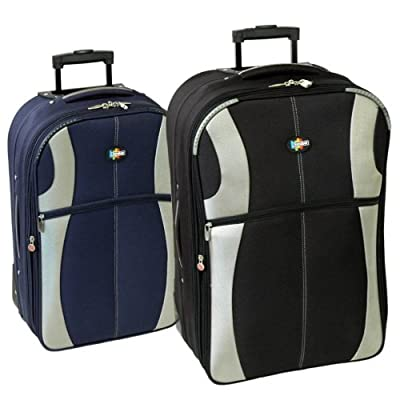 Karabar Super Lightweight Suitcases - 3 Years Warranty!