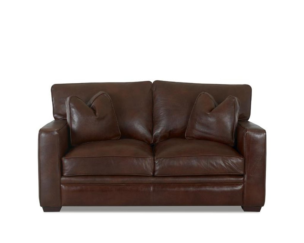 Klaussner HOMESTEAD Loveseat - Walnut
