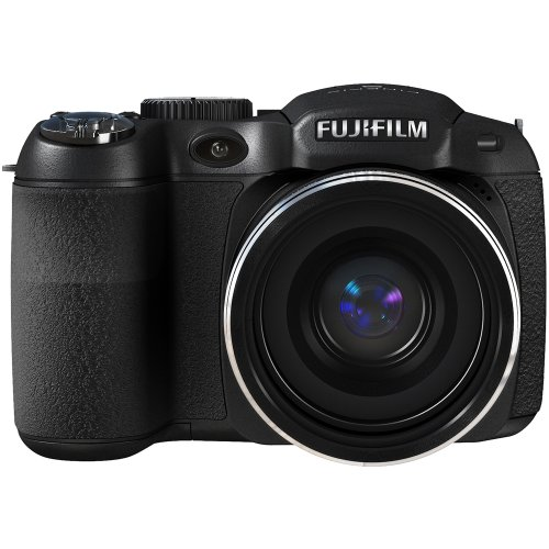 Fujifilm 16123567 FinePix S2950 14 MP Digital Camera With Fujinon 18x Wide Angle Optical Zoom Lens and 3-Inch LCD
