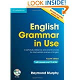 English Grammar in Use with Answers and CD-ROM: A Self-Study Reference and Practice Book for Intermediate Learners...