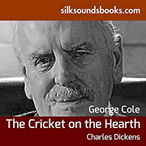 The Cricket on the Hearth Audiobook