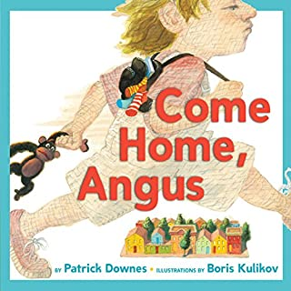 Book Cover: Come Home, Angus