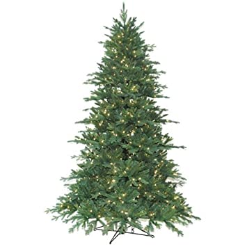 redford blue spruce 4198 realistic molded tips 750 clear mini lights barcana artificial christmas tree special discount - Barcana Christmas Trees