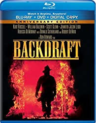 Backdraft [Blu-ray/DVD Combo + Digital Copy]