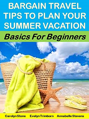 Bargain Travel Tips to Plan Your Summer Vacation: Basics for Beginners (More for Less Book 19) PDF