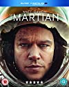 The Martian [Blu-ray + UV Copy] [2015] [Region Free]