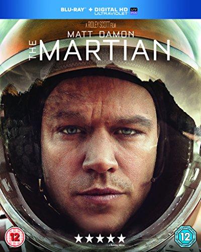 The Martian [Blu-ray + UV Copy] [2015]