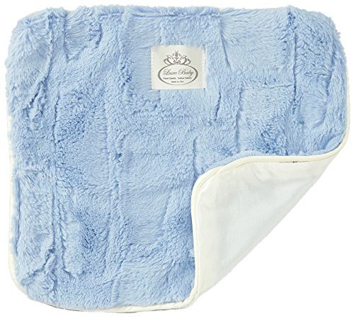 LUXE BABY Lovey, Blue