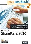 Microsoft SharePoint 2010 - Die offiz...
