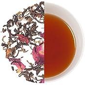 TeaRaja Rose Black Tea (500 Gm)(FREE TEA INFUSER & TEA SPOON)