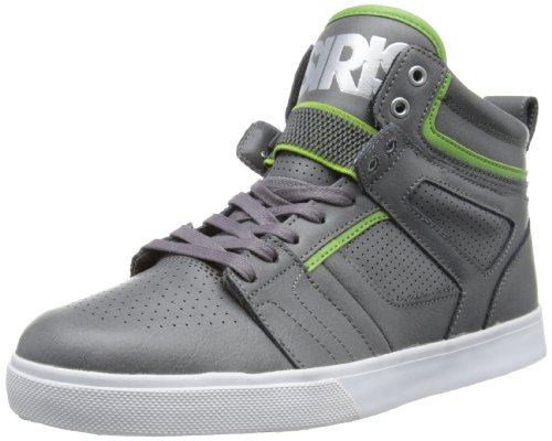 Osiris Shoes Mens Raider Charcol/Leaf/Black Skateboarding 10 UK, 45 EU