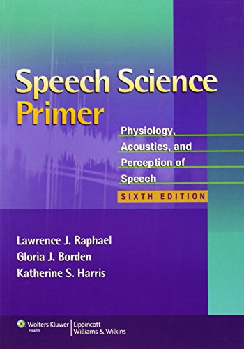 an introduction and an analysis of speech perception 3 caspersent: computer-assisted speech perception testing and training at the sentence level introduction auditory speech perception depends on learned relationships.