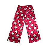 Girls La Senza Girl Sleepwear / Pajama Pants - Red