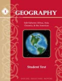img - for Geography II, Student Text (Sub-Saharan Africa, Asia, Oceania, & the Americas) book / textbook / text book