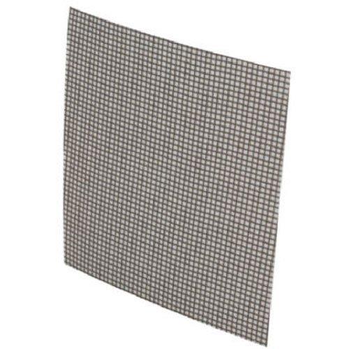 Window Screen Repair Kit, 5 x 7 Patch, Charcoal