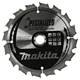 Makita Specialized Tip Embedded Circular Saw Blade 235mm x 48 Teeth 30mm Bore