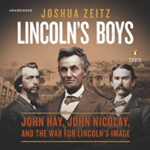 Lincoln's Boys Audiobook