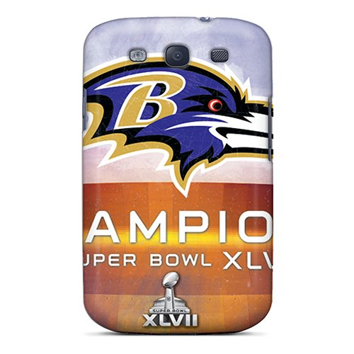 Ktn6307Vdhp Rrobert Baltimore Ravens Durable Galaxy S3 Tpu Flexible Soft Case