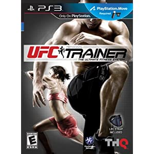 UFC Personal Trainer Video Game for PS3