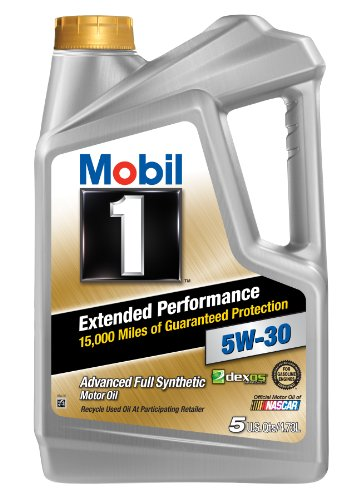 Mobil 1 (120846) Extended Performance 5W-30 Motor Oil - 5 Quart front-153399