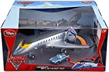 Disney / Pixar CARS 2 Movie Exclusive Playset Siddeley Spy Jet Shoot Out