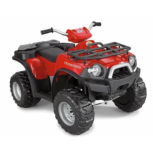 Power Wheels Kawasaki Camo Brute Force - Toys R Us Exclusive
