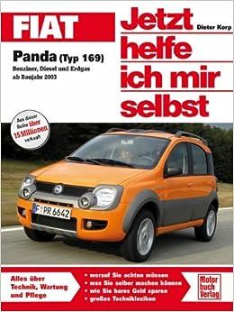 fiat panda typ 169 panda 4x4 cross 100hp panda panda erdgas ab baujahr