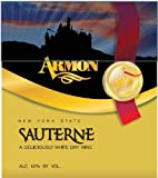 NV Armon Sauterne New York White Wine 1.5 L