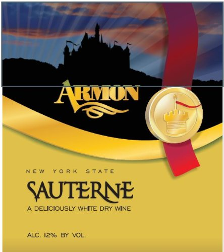 Nv Armon Sauterne New York White Wine 750 Ml