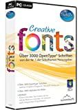 Software - Creativ Fonts