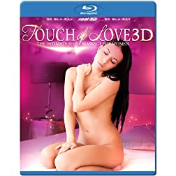 Touch of Love 3D - THE INTIMATE SELF-MASSAGE FOR WOMEN (Blu-ray 3D & 2D Version) REGION FREE