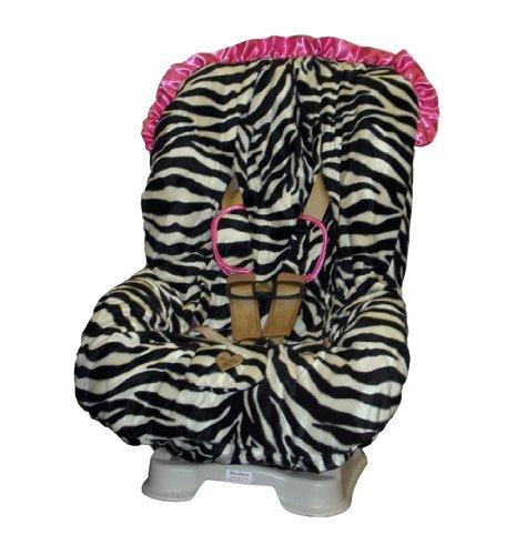 Zebra Print Car Seats