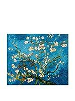 ZARTE DAL MONDO Pintura al Óleo sobre Lienzo Van Gogh Mandorlo In Fiore