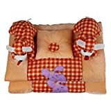 White Swan Rabbit Baby joy bedding set Set (Age Group: 0-2 Years)
