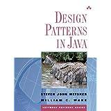 Design Patterns in Java(TM) (Software Patterns Series) ~ William C. Wake