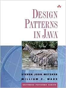 Design patterns in java tm software patterns series steven john