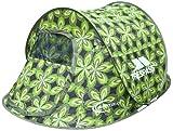 Trespass Swift 200 Pop-Up Tent - Lime Star