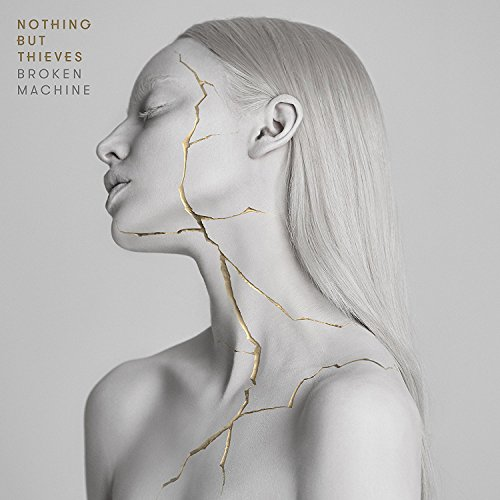 CD : Nothing But Thieves - Broken Machine [Explicit Content] (CD)