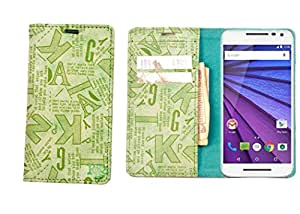 R&A Pu Leather Wallet Case Cover For Gionee Pioneer P2S