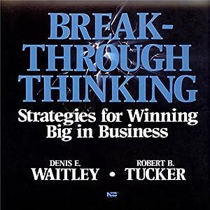 Breakthrough Thinking Speech